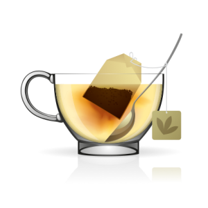 image vector tea